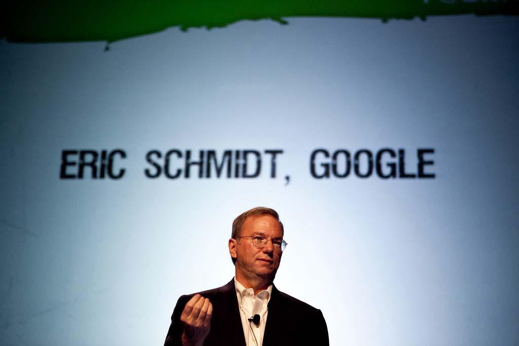 Corporate Culture Example Google Eric Schmidt