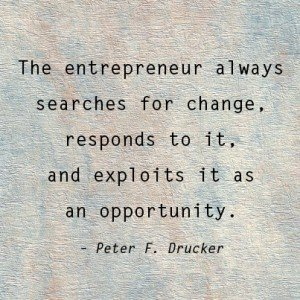 Corporate Culture Quotes on Change and Opportunity