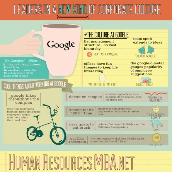 3 Examples of Great Organizational Culture You Can Learn From