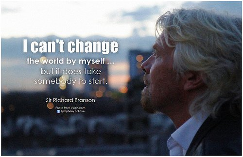 Culture and Leadership with Richard Branson | Corporate ...