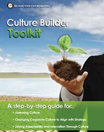 Culture Builder Toolkit Book