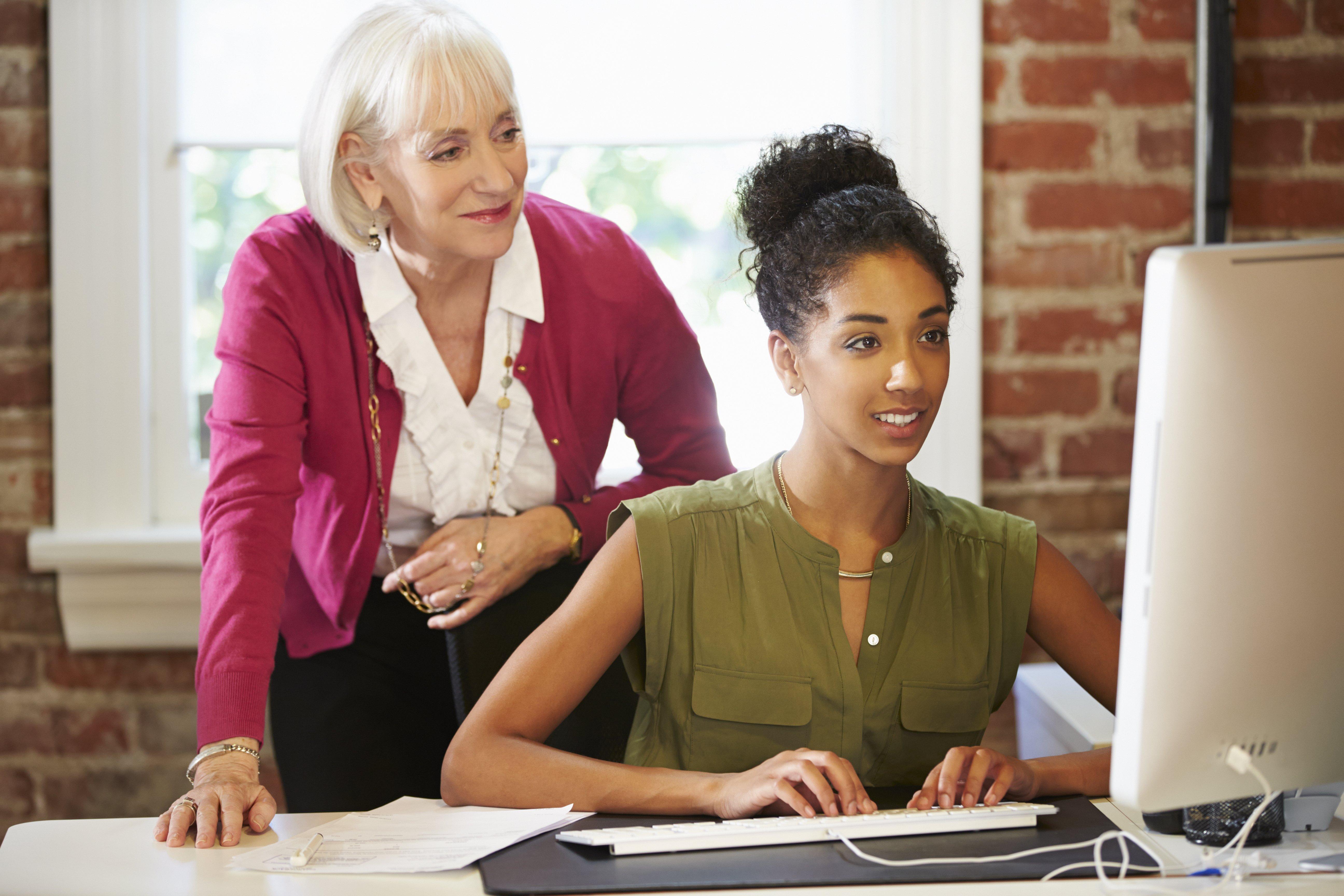 Mentoring At Work