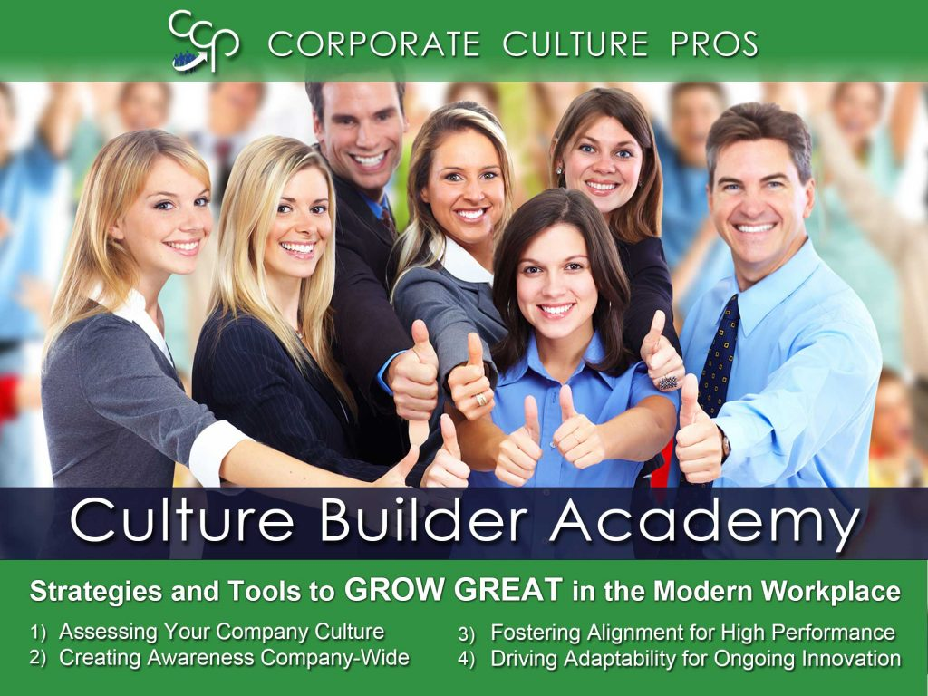 culture training and tools for great workplace