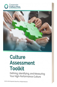Culture Assessment Toolkit - Corporate Culture Pros