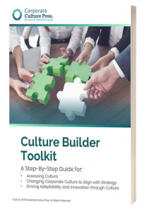 Culture Builder Toolkit - Corporate Culture Pros