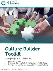 Culture Builder Toolkit - Corporate Culture Pros