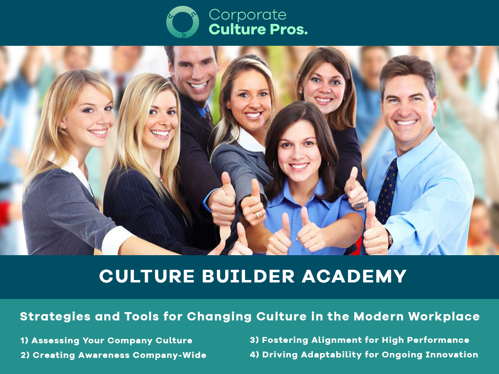 Organizational Culture Training