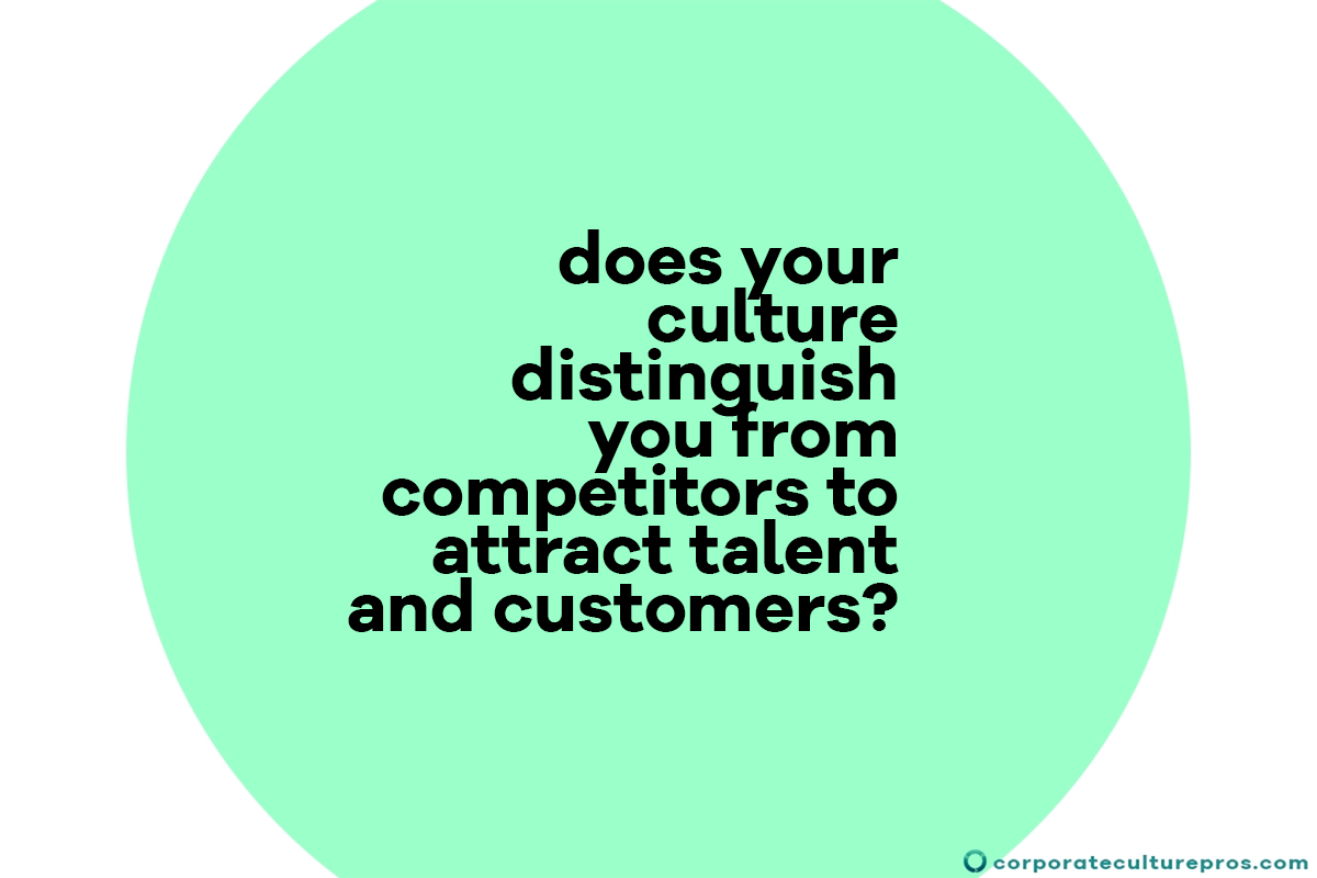 organizational culture assessment for competitive advantage