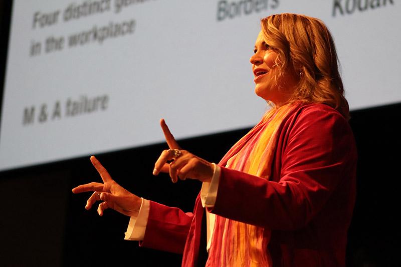 Organizational Culture Speaker and Consultant Lisa Jackson